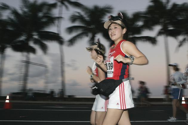 Honolulu Marathon 2012: Route, Date, Start Time and Info