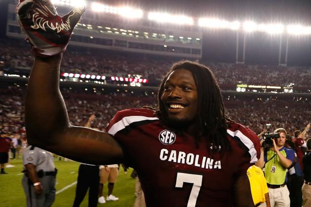 Clowney Wins Hendricks Award