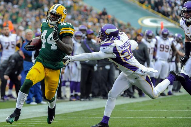 James Starks' Season-Ending Injury Will Not Cause the Packers to Panic