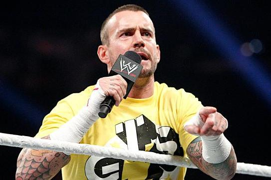 What CM Punk's Injury Means for the Main Event at TLC
