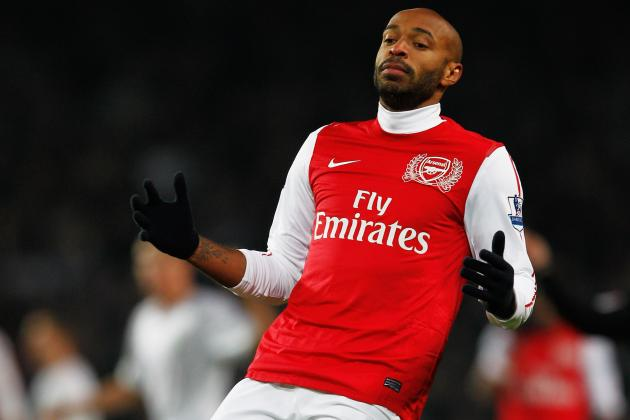 Thierry Henry to Return to Arsenal: Why It's the Wrong Move for the Gunners