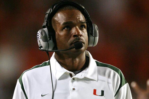 Jon Embree, Randy Shannon and Other Black Coaches Never Get a Second Chance