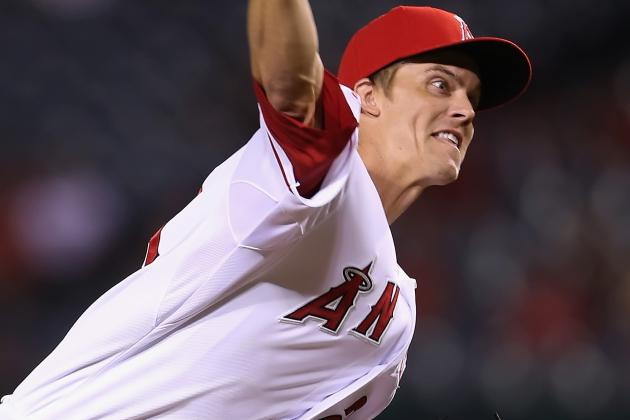 Rangers, Dodgers Battling for Greinke in Big-Money Showdown