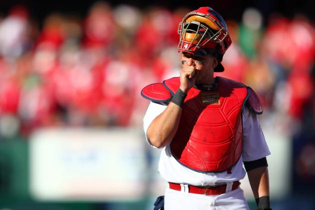 Is Yadier Molina the Best Defensive Catcher in St. Louis Cardinals History?