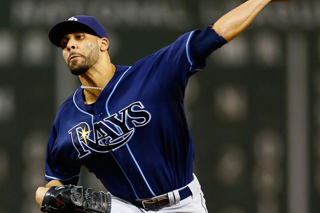 Trade Price? the Rays Would Rather Move Shields or Hellickson