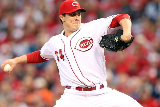 The Reds Are Interested in Doing Long Term Deals for Homer Bailey and Mat Latos