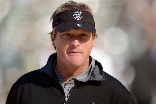 Report:  Jon Gruden Talking to the Raiders About a Return