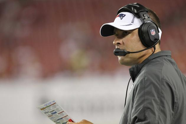 McDaniels Talks Up Texans' Defense