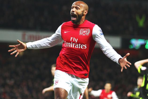 Thierry Henry Confirms Premier League Return with Arsenal in January