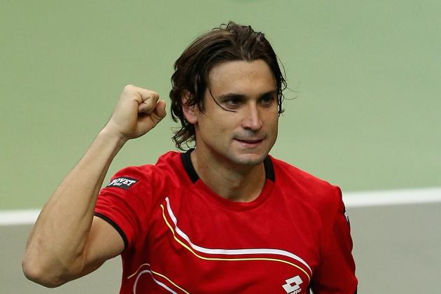 Can David Ferrer Leapfrog Rafael Nadal to Grab No. 4 Spot in ATP Rankings?