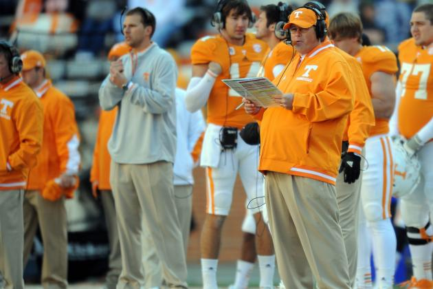 Tennessee Football: How Should New Coach Handle Current Staff Members?