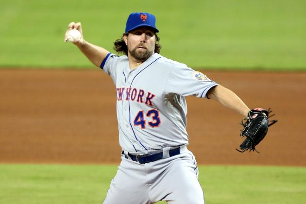 Report: Dickey Won't Get Extension Until Lower Asking Price