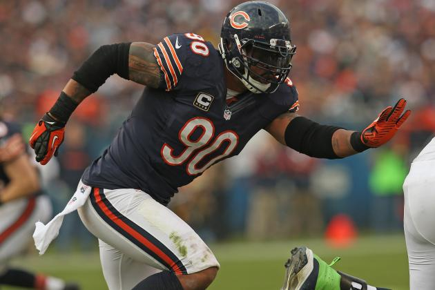 Reliable Bears' Defense Showing Signs of Weakness in Last Two Losses