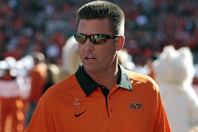 Tennessee Reportedly Offers OK State's Mike Gundy Its Head Coaching Job