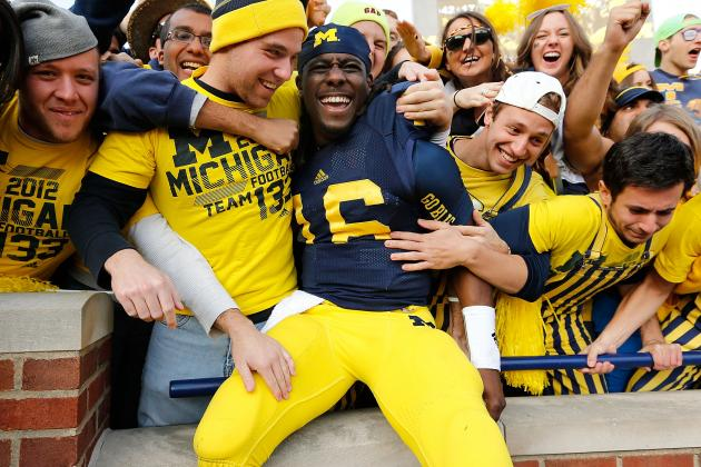 Denard Preparing for Homecoming in New Role He Hopes Prepares Him for NFL