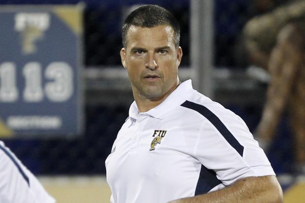 FIU Fires Coach Cristobal After Six Seasons