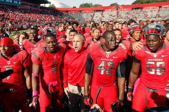 Rutgers Sues Big East Over Exit Fee, Wait Time