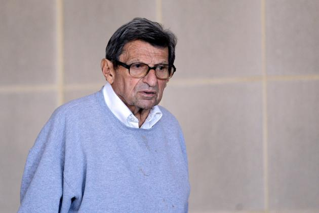 Mini-Movie Seeks to Exonerate Joe Paterno of Penn State Football