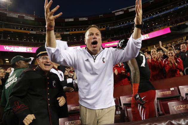 Cincinnati Bearcats Football: Uncertainty Surrounding Head Coaching Situation