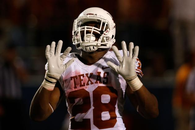 Alamo Bowl Notebook: Horns RB Brown Says He's Not Going Anywhere