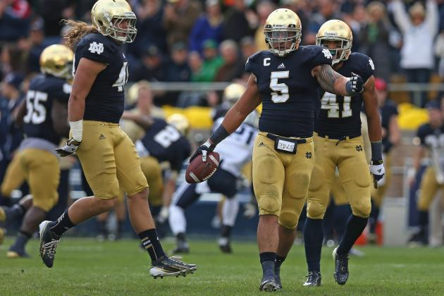 Notre Dame Football: The Latest on Manti Te'o's Heisman Chances