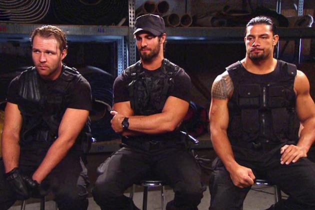 The Shield: Will Brad Maddox Turn out to Be Its Leader?