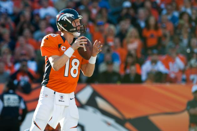 Fantasy Football 2012: Position Rankings for Week 14