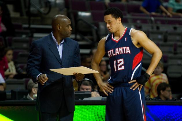 Report: Hawks to Recall John Jenkins