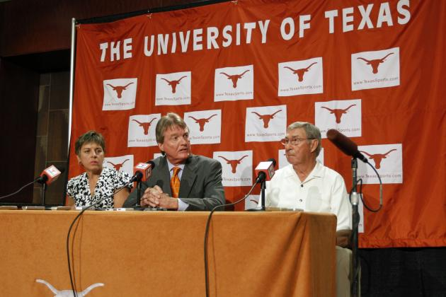 Texas Football Leads the Way Among Cash Cows