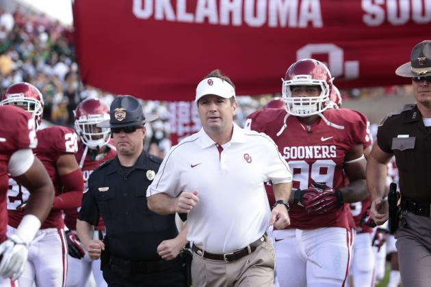 Sooners Receive Rare Opportunity to Play All Three Heisman Finalists