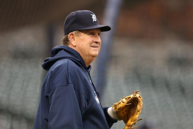 Tigers Shift Gene Lamont to Bench Coach