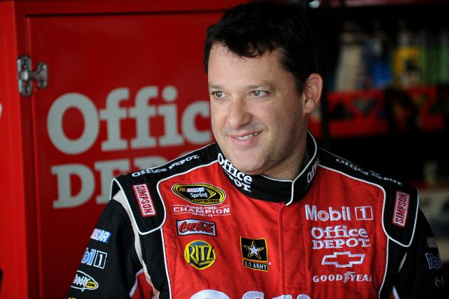 Debate: Should Tony Stewart Race Indy 500 and Coca Cola 600 in the Same Day?