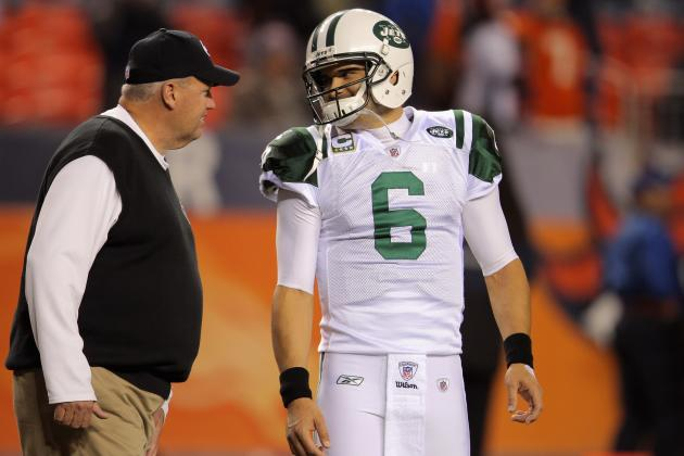 Game Film Proves Rex Ryan Is Making a Huge Mistake Sticking by Mark Sanchez