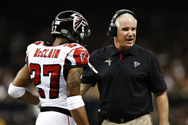 Atlanta Falcons: Robert McClain a 'Godsend' for Secondary