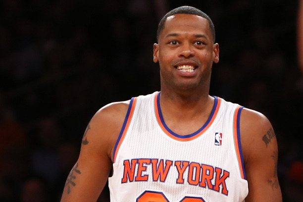 Marcus Camby Is Out with Plantar Fasciitis