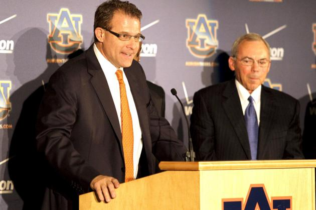 Gus Malzahn vs. Bret Bielema: Did Arkansas or Auburn Land the Better Recruiter?
