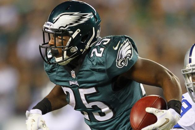 LeSean McCoy Still Having Concussion Symptoms