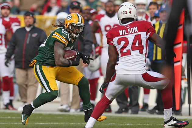 Packers Weekly Progress Report: Starks Down, Green Next Man Up in Backfield