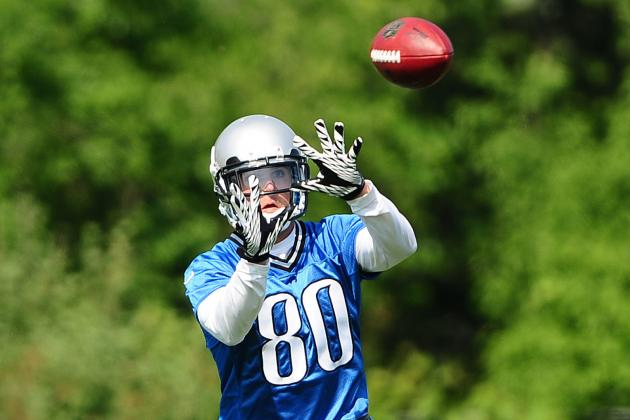 Detroit Lions Re-Sign Wide Receiver Lance Long
