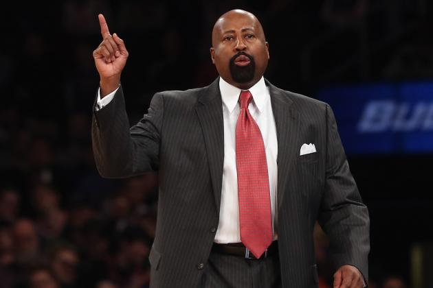 Schmeelk: Mike Woodson Is an Early Candidate for Coach of the Year
