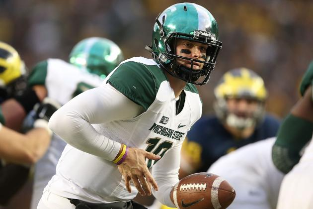 Maxwell on Board with Coach Mark Dantonio's Covert New-Look Offense
