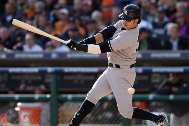 Report: Indians Interested in Nick Swisher