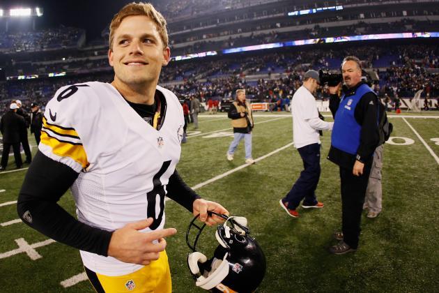 Steelers K Shaun Suisham Named AFC Special Teams Player of the Week