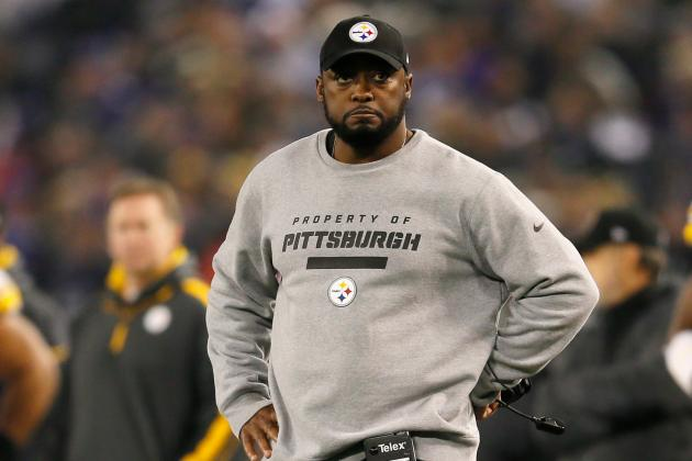 Tomlin Says He Was in a Hurry to Beat Players to Locker-Room