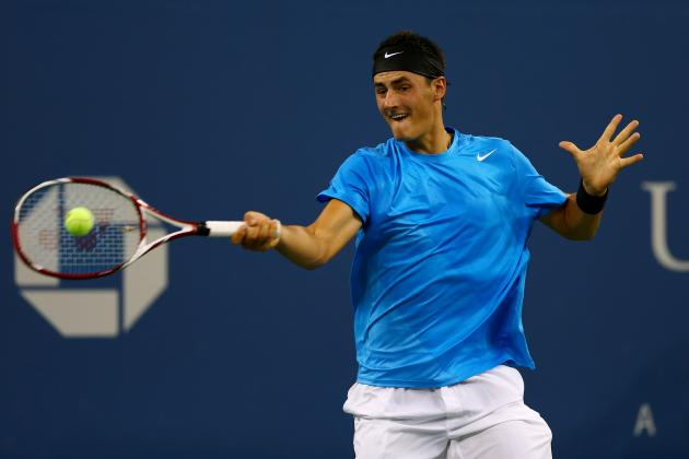 Tennis Australia Suspends Tomic