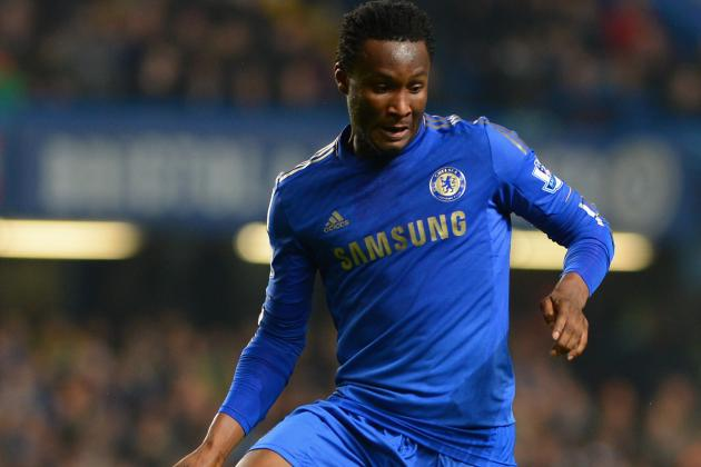 Chelsea Announce 5-Year Extension with John Obi Mikel