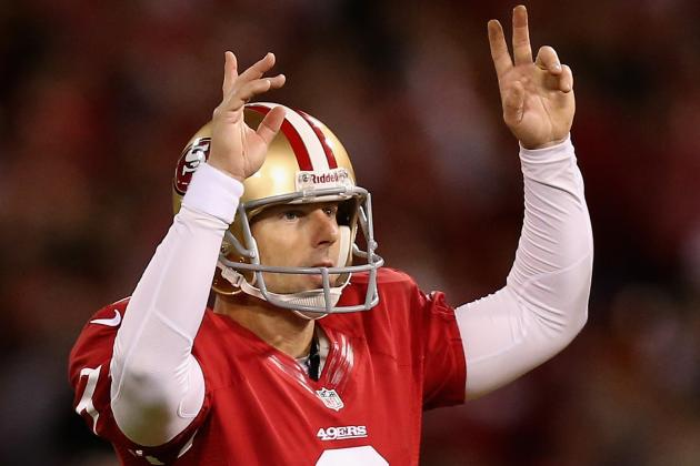 Harbaugh Expects David Akers to Return to Form
