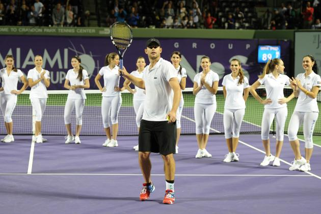 Roddick: I'm Not Graceful Like Federer