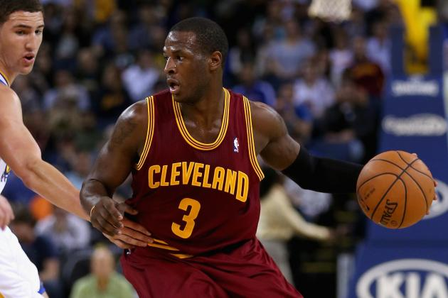 Waiters Will Miss Wednesday's Game vs. Bulls, Gibson to Start in His Place