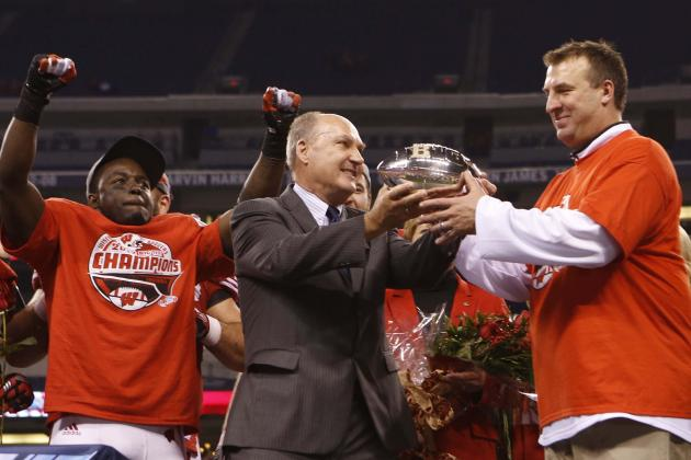 What Impact Does Bret Bielema Leaving Have on Rose Bowl Matchup vs Stanford?